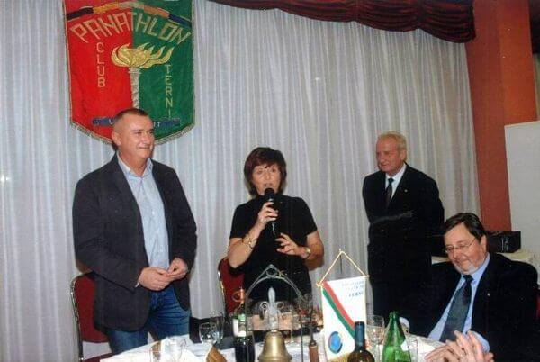Con Massimo Barbolini