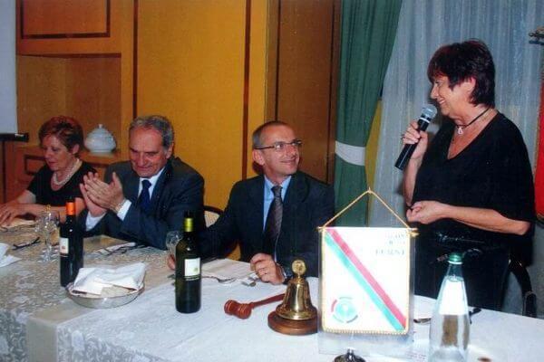 Con Marco Braico