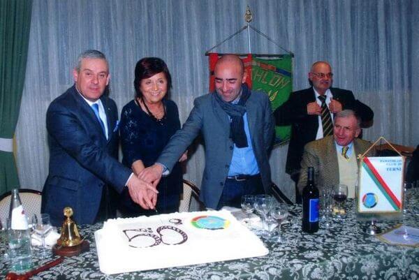 Con Domenico Ignozza e Filippo Beco