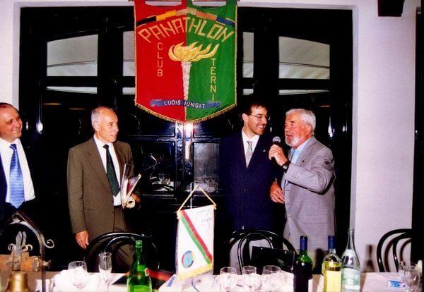 Serata in onore del CAI con Carlo Coletti