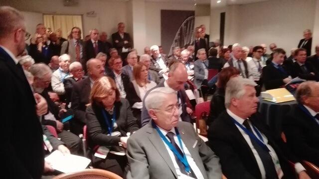 Assemblea del Distretto Italia - Foto della sala